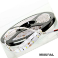 Tira led 5050 60 led x mt interior ip 20 blanco frio 12 v 5 mts l/clasica
