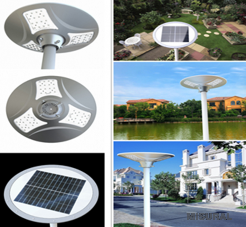 Misural productos iluminacion led solar luminaria - Iluminacion led exterior jardin ...