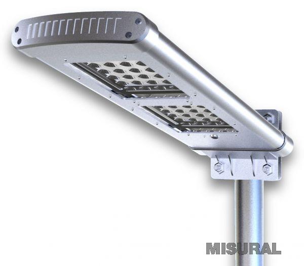misural productos iluminacion led solar luminaria